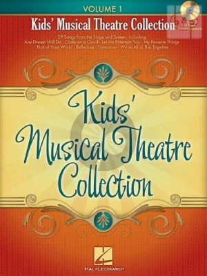 Kid's Musical Theatre Collection Vol.1 (Bk-Cd)