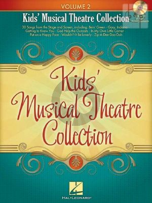 Kid's Musical Theatre Collection Vol.2 (Bk-Cd)