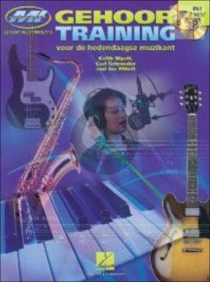 Gehoortraining voor de Hedendaagse Muzikant