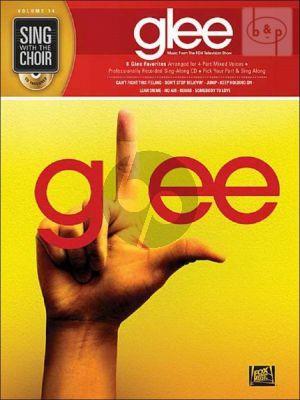 Glee Bk-Cd