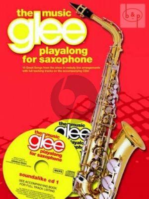 Glee Play-Along (Alto Sax.)