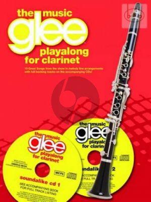 Glee Play-Along (Clarinet)