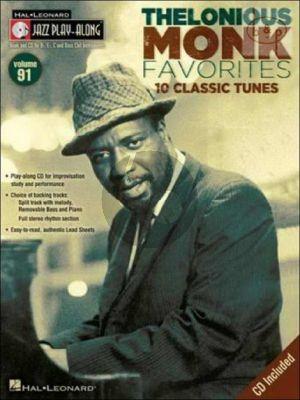 10 Favourites (Jazz Play-Along Series Vol.91)