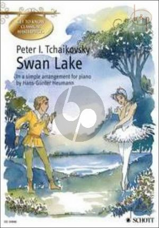 Swan Lake Op.20 Piano solo