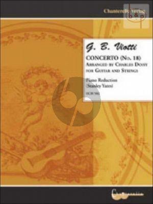 Concerto No.18 (orig.Violin) (Guitar-Strings)