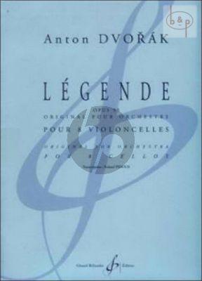 Legende Op.95 (orig.Orch.) (8 Violoncellos)