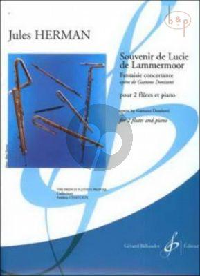 Souvenir de Lucie de Lammermoor de Donizetti (Fantaisie Concertante)