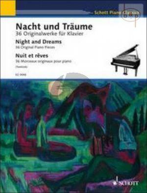 Nacht und Traume (Night and Dreams)