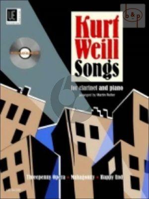 Songs (Clarinet-Piano)