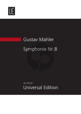 Mahler Symphony No.8 (Study Score)