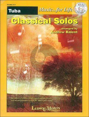 Classical Solos (Tuba) (Bk-Cd)