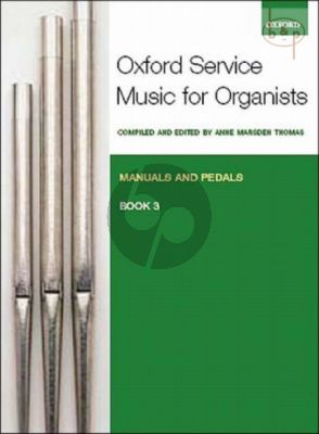 Oxford Service Music for Organists Vol.3