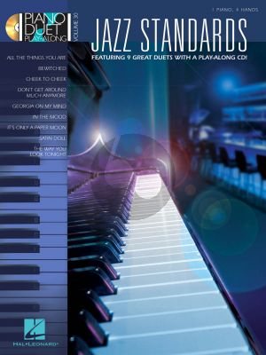 Jazz Standards Piano Duet