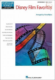 Disney Film Favorites piano (interm.level) (arr. Mona Rejino) (Hal Leonard Student Piano Library)
