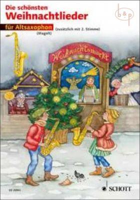 Die Schonsten Weihnachtslieder (Alto Sax.)