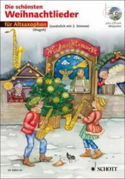 Die Schonsten Weihnachtslieder (Alto Sax.) (mit 2.Stimme)