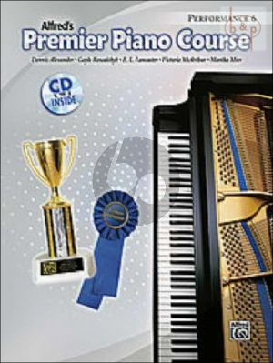 Premier Piano Course 6 Performance