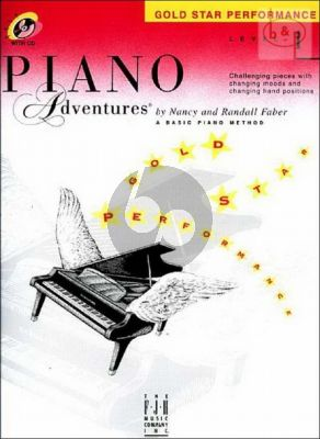 Piano Adventures Gold Star Performance Level 1