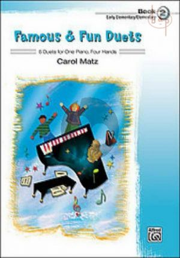 Famous & Fun Duets Vol.2
