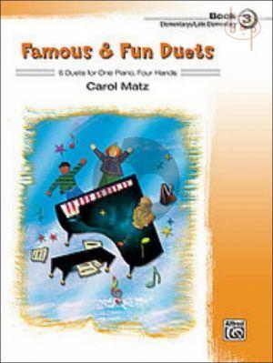 Famous & Fun Duets Vol.3