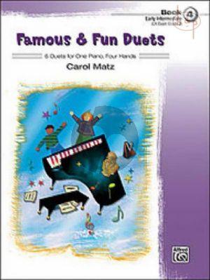 Famous & Fun Duets Vol.4