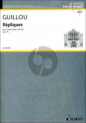 Repliques Op.75