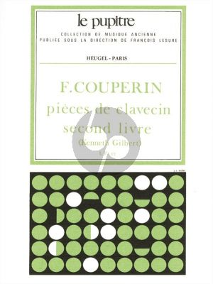 Couperin Pieces de Clavecin Vol.2 (Kenneth Gilbert)