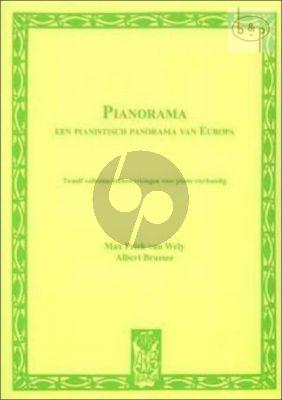 Pianorama (Een pianistisch Panorama van Europa)