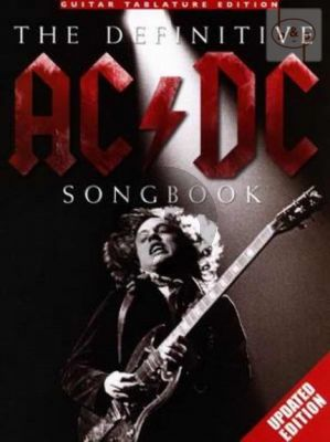 The Definitive AC/DC Songbook (Vocal-Guitar)