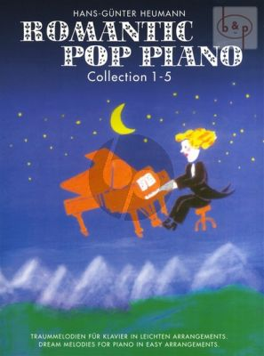 Romantic Pop Piano Collection 1 - 5