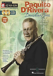 Brazilian Jazz (10 Great Songs) (Jazz Play-Along Series Vol.113)