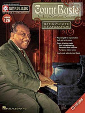 Classics 10 Favorite Standards (Jazz Play-Along Series Vol.126)