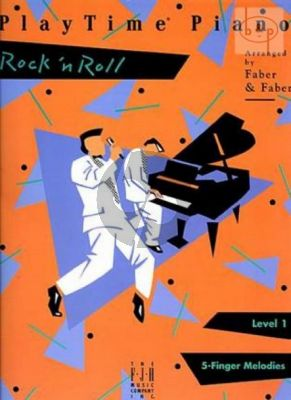 PlayTime® Piano Rock 'n & Roll Level 1