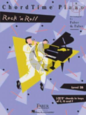 ChordTime® Piano Rock 'n & Roll Level 2B