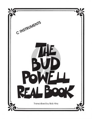 The Bud Powell Real Book C Instruments