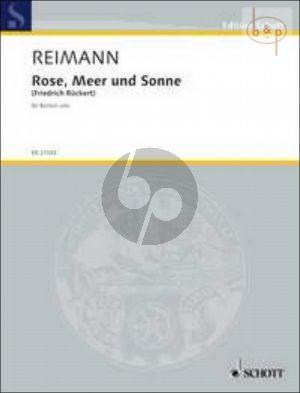 Rose-Meer und Sonne (Friedrich Ruckert) (2008)