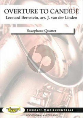 Overture to Candide (Saxophone Quartet)