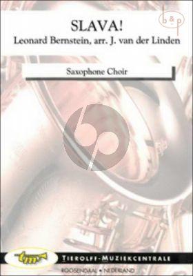 Slava! (Saxophone Choir)