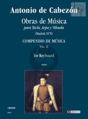 Obras de Musica para Tecla,Arpa y Vihuela) Vol.2