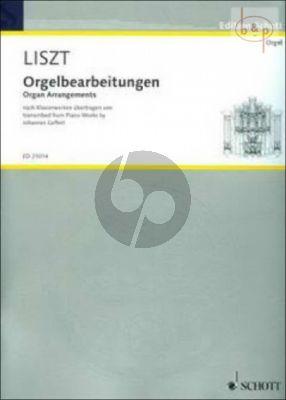 Orgelbearbeitungen