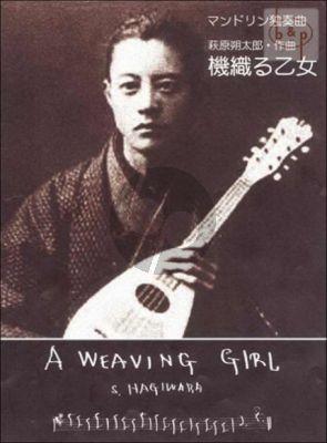 A Weaving Girl