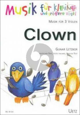 Die Abenteuer des kleinen Clowns