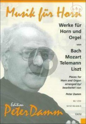 Werke von Bach-Mozart-Telemann & Liszt