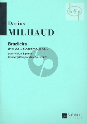 Braziliera (No.3 from Scaramouche)