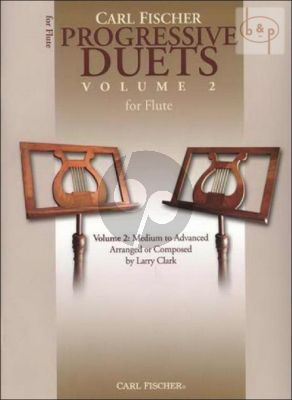 Progressive Duets Vol.2 (medium-adv.)