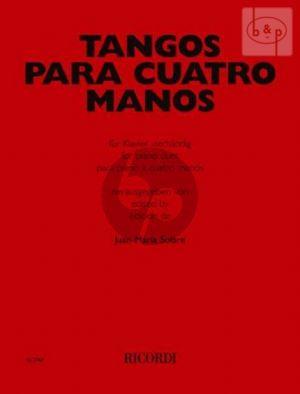 Tangos per quatro manos