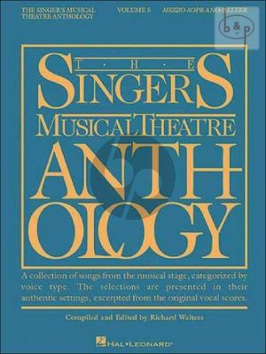 Singer's Musical Theatre Anthology Vol.5