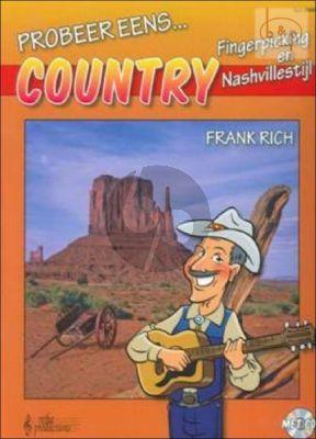 Probeer eens Country (Fingerpicking en Nashville Stijl