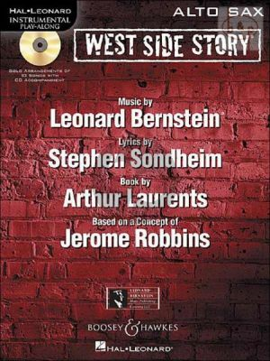 West Side Story (Instrumental Play-Along)