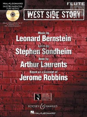 West Side Story Play-Along for Flute